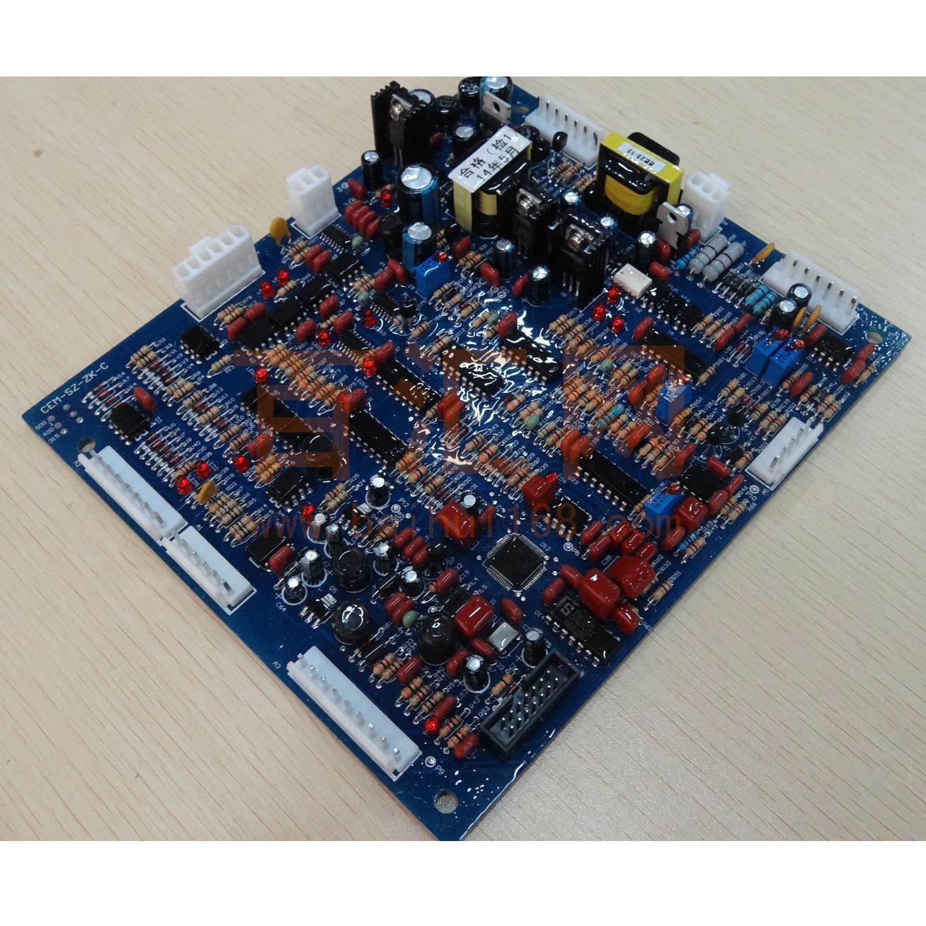 焊机电路板 广州合成/mig-500(双脉冲)焊机用